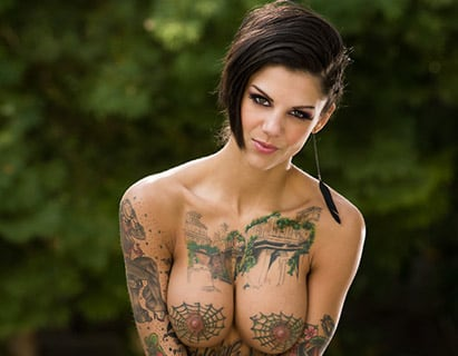 bonnie rotten porn videos