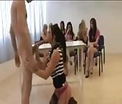 Educazione sessuale in diretta