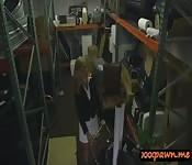 Busty stripper screwed by nasty pawn guy
