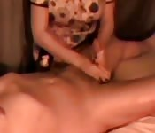 Exotic MILF massage