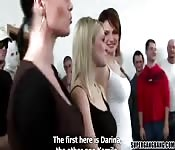 Czech Girls Gets Railed By Lots Of Dudes