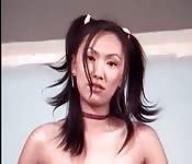 Asiatiche carine ed innocenti