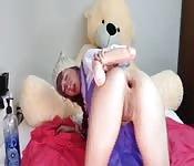 Schulluder fickt anal