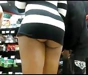 Vidéo de voyeur
