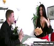Big Tits Boss - Romi Rain Tony Rubino Big Tits