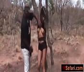 African teens fucking