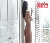 Beautiful naked chick