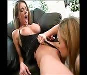 video porno de lesbiche