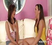 Stunning Lesbians Video