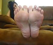 Ces pieds sont solo