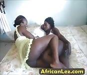 African horny teens