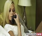 Riley Steele Scott Nails - Pantie sniffing
