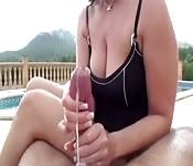 Cum shot Compilation of Klixen and Her Friends