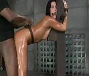 La sua fantasia BDSM diventa realtà