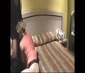 Camera nascosta per una prostituta messicana