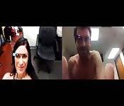 Primo porno esplicito filmato con Google Glass