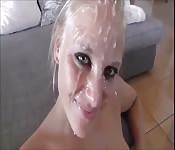 Cream facial