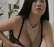 Beautiful young Asian bitches love showing off all the time