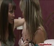Dana Dearmond fingering Kara Price pussy