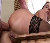 Femme mature allemande baise avec son amant