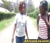 Amateur African Lesbians Big Tits Ebony