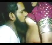 Donna araba provoca il marito