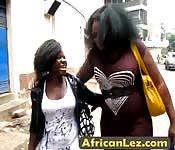 Ebony lesbians Binah & Kehinde