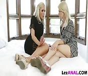 Tara Morgan lesbian big tits anal