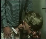 Heißer Vintagefilm aus Holland