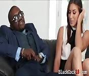 Rilynn Rae interracial sex with black