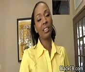 Ebony Slut Anita Peida Gets Gang Banged
