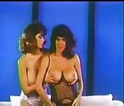 Vintage busty lesbians.