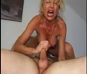 Grandma still needs her old mans cock