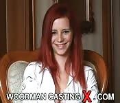 Interview coquine en plein casting