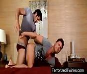 Passione gay in un hotel