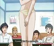 Una lezione di arte hentai