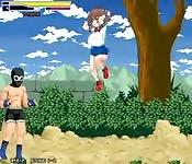 Un videogame anime porno