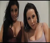 Delicious chicks on cam