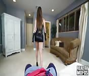 Dani Daniels gets some good pounding