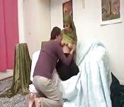 Scopando una ragazza Pakistana