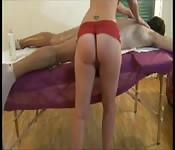 La miglior maniera di concludere un massaggio intimo