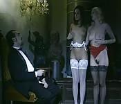 Hot and wild Italian porn