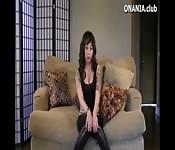 Hot BDSM fetish girl