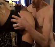 Sesso con una puttana appena assunta