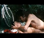 70er Jahre Style Porno