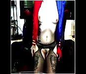 Harley Quinn sexy webcam
