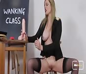 She Teaches them sex