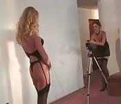 Hot Girl On Girl Action
