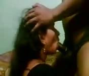 Scena di pompino indiana amatoriale