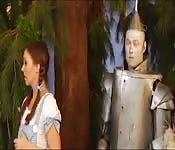 Parodia porno del Mago di Oz